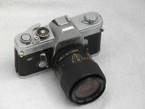 Canon FT QL Camera.