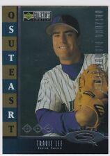1998 Collector's Choice StarQuest Triple Baseball Card #30 Travis Lee