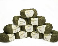10 x 50g Dark Green Stylecraft Signature Chunky Yarn