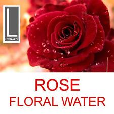 ROSE FLORAL WATER  Rosewater  Hydrosol TONER 100% NATURAL 1 Litre