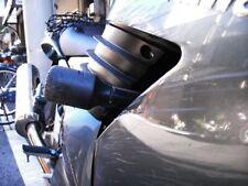 Kawasaki ZZR1400 ZX 14 2008- 2009  R&G Classic BLACK Crash Protectors CP0183BL