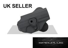 IMI Style Walther P99 Right Handed Polymer Roto Holster Cytac Black Fast UK
