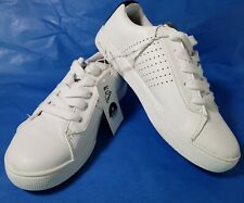 Art Class Boys or Girls Wiley Low Top Lace Up Sneakers White Youth Size 4