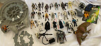 Star Wars Action Figures - Huge Lot! Vintage 90s lot of all the Classic Figures!