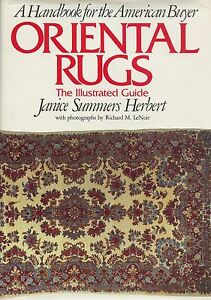 Buying Oriental Rugs Carpets - Types Regions Identification / Scarce Handbook