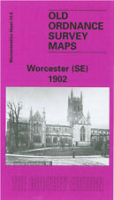 OLD ORDNANCE SURVEY MAP WORCESTER SE 1902 TALLOW HILL REDHILL CROSS