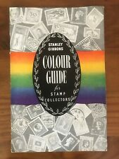 Stanley Gibbons Stamp Colour Guide (Cardboard Fold Out Style)