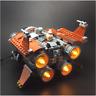 LED Light Kit ONLY For Lego 75178 Star Wars Jakku Quadjumper Lighting Bricks