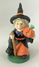 "Midwest of Cannon Falls - Halloween - Creepy Hollow - Witch - 3.5"" Tall"