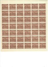 s32301) INDIA 1957 MNH**  Universities 3v (84 complete sets) with 4 full sheets