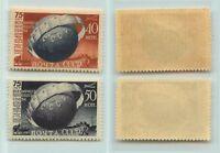 Russia USSR 1949 SC 1392-1393 MNH . f3822