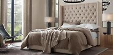 Französisches Barock Bett + Lattenrost + Matratze 1,8x2,0 + 1,4 x 2,0 1,5x2,0m