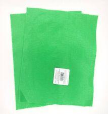 Creatology Basic Felt Color Apple Green New Bundle of 2