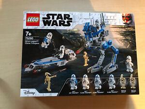 LEGO 75280 Star Wars 501st Legion Clone Troopers