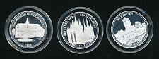 Architektur polierte Platte Medaillen