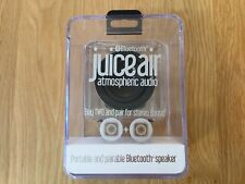 Juice Air Bluetooth Wireless Portable Speaker - NEW & SEALED
