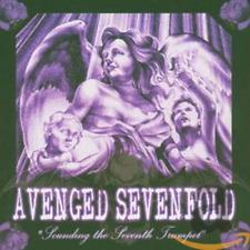 AVENGED SEVENFOLD Sounding The Seventh Trumpet - Avenged Sevenfold (2008) CD