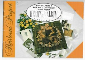 Folk Art - Heritage Album Project by Merope Mills