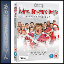 MRS BROWNS BOYS  CHRISTMAS BOX - 11 XMAS SPECIALS  *BRAND NEW DVD BOXSET*