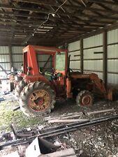 kubota tractor 4x4 loader