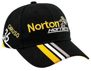 2014 NISSAN ALTIMA MOTORSPORT NORTON HORNETS M CARUSO J MOFFAT DRIVERS CAP NT035