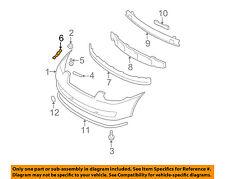 HYUNDAI OEM 06-11 Accent Front Bumper-Bracket Right 865921E000