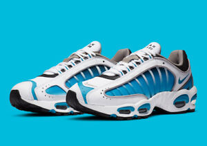 Nike Air Max Tailwind IV Laser Blue Running Shoes Trainers CT1284-100 NEW