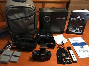 Olympus OM-D E-M5 Mark II 16.0 MP Digital Camera (including bundle)