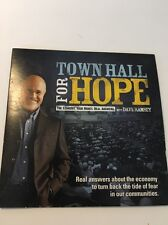 Dave Ramsey TOWN HALL FOR HOPE-The Economy,Your Money,Real Answers DVD NEW