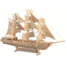 Embarcaciones de automodelismo y aeromodelismo de madera