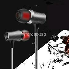 QKZ DM3 Supper Bass In-ear Earphones Headset With Mic For iPhone Samsung MP3 MP4