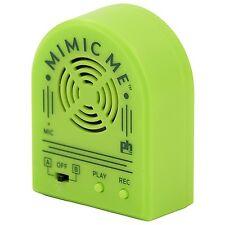 Mimic Me Voice Recording Parrot Training Device