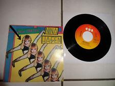 "Nina Hagen - New York/NY *SEHR GUT*1983*NL* TOP PUNK/DEUTSCHROCK 7""VINYL SINGLE"