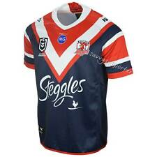 Sydney Roosters 2019 NRL NRL Mens Home Jersey Sizes S-7XL BNWT
