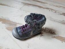 P24 - Chaussures Fille Neuves Babybotte - Modèle ARTISTE3 Gris (83.50€)