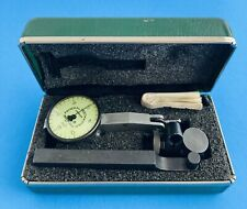 Federal T 1 Testmaster Jeweled Indicator Complete Set With Original Case