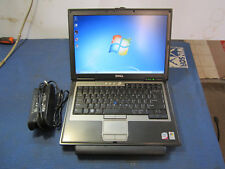 DELL LATiTUDE D630 Laptop 2.6GHz 200GB 4GB cd/rw DVD WiFi NOTEBOOK ,win7,office