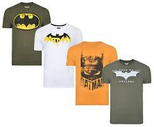 MENS BATMAN T SHIRT SLIM FIT EX STORE DC COMICS OFFICIAL T SHIRTS TOPS S-XXL NEW