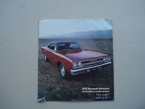 Repair Manuals Literature For 1970 Plymouth Satellite For Sale Ebay