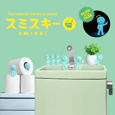 "Smiski Toilet Series - collectable""Glow in dark"" Figurine/figure Phosphorescent"