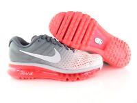 Nike Air Max 2017 Sneakers Running Pink Grey New US_8 UK_5.5 Eur 39