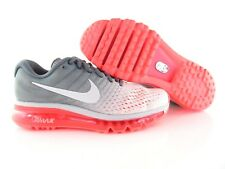 Nike Air Max 2017 Sneakers Running Pink Grey New US_9 UK_6.5 Eur 40.5