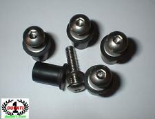Fasteners M5 rubber well nuts - Ducati SS ST Fairing ++