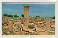 APOLLO SANCTUARY: Cyprus postcard (C22728)