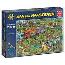 Jumbo 20042 Jan van Haasteren - Food Truck Festival 1500 Teile Puzzle