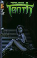 Image Comics The Tenth: The Black Embrace Comic Book #2 (1999) Horror High Grade