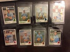 1973 TOPPS * MONTREAL EXPOS * *8 CARD LOT!!!   KRB-10547