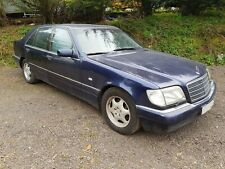 1997 Mercedes-Benz W140 S320L (LWB) - 97K Miles BREAKING BRAKING