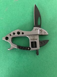 CRKT Li'l Guppie Tool Wrench with Pocket Clip Model 9075 Model Discontinued.