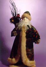 Mimi's Father Christmas - Cloth Doll Pattern PDF on CD